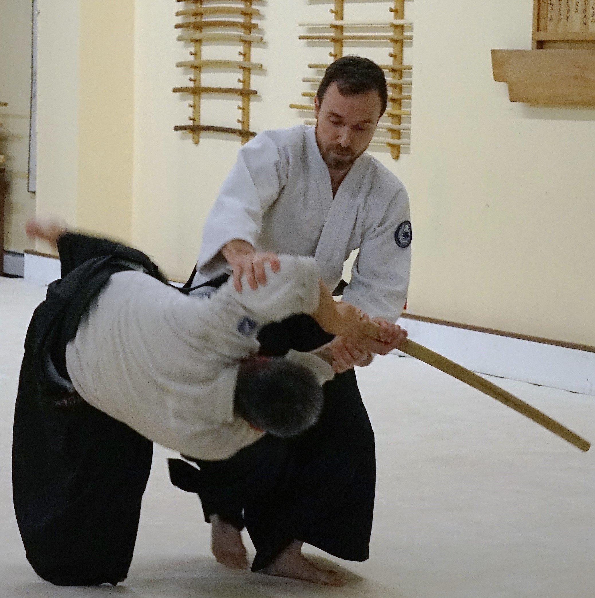 Martial Arts Aikido Jiu Jitsu Instructors At Tenzan Aikido Seattle